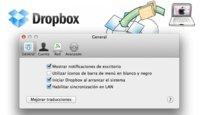Dropbox en español con soporte para Mac OS X 10.7 Lion