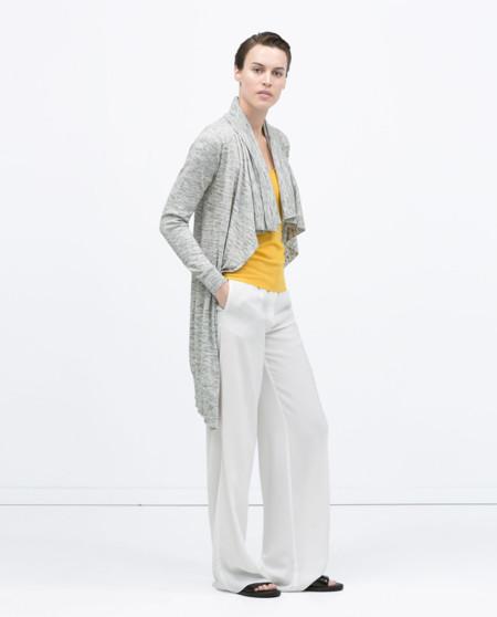 La chaqueta asimétrica