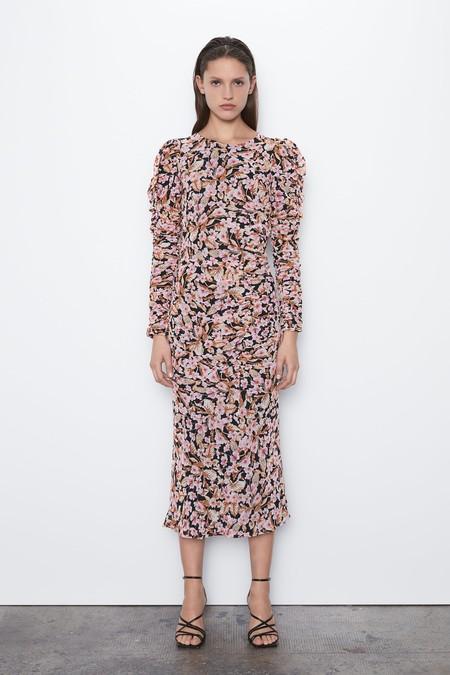 Vestido Floral Largo 01