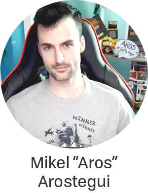 Mikel Aros Arostegui