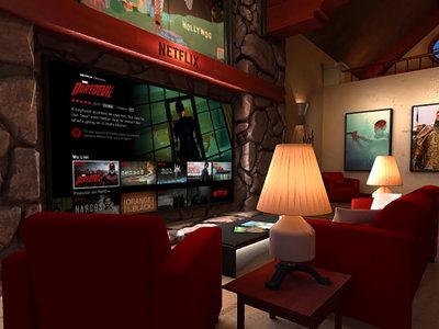 Netflix VR se une a la moda de la realidad virtual pero aún deja mucho que desear