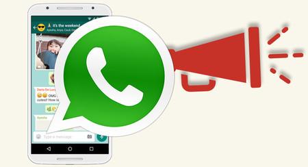 WhatsApp prepara un nuevo tipo de grupos en los que sólo los administradores podrán hablar