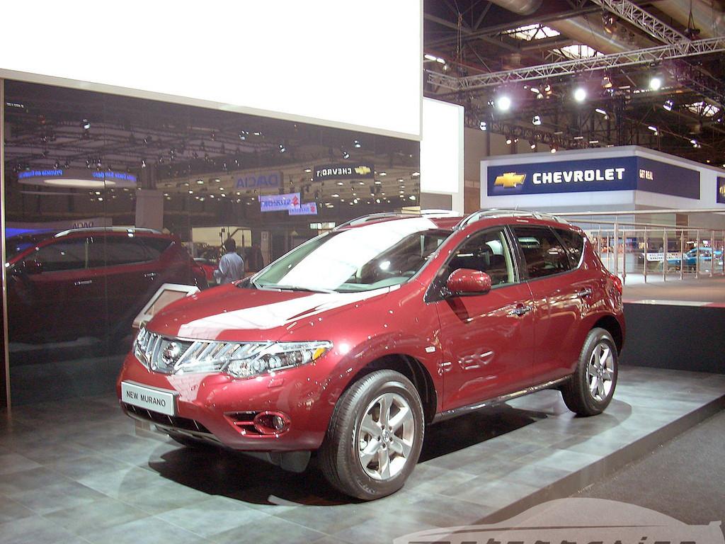 Foto de Nissan en el Salón de Madrid (10/32)