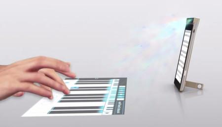 Cualquier superficie será interactiva con el proyector incorporado en el Lenovo Smart Cast