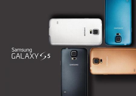 Galaxy S5 Colores
