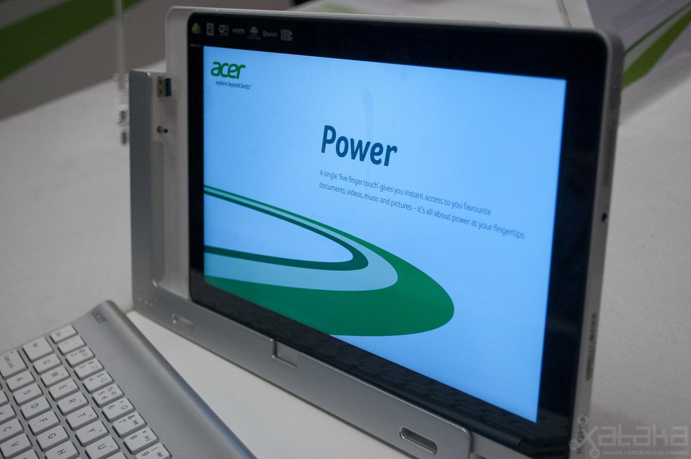 Foto de Acer Iconia W700, primeras impresiones (3/15)