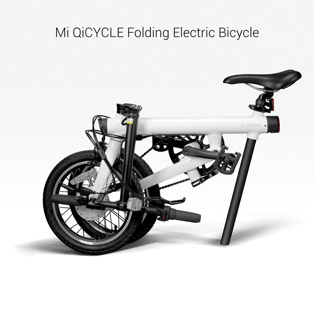 Foto de Qicycle Electric Folding Bike (12/16)