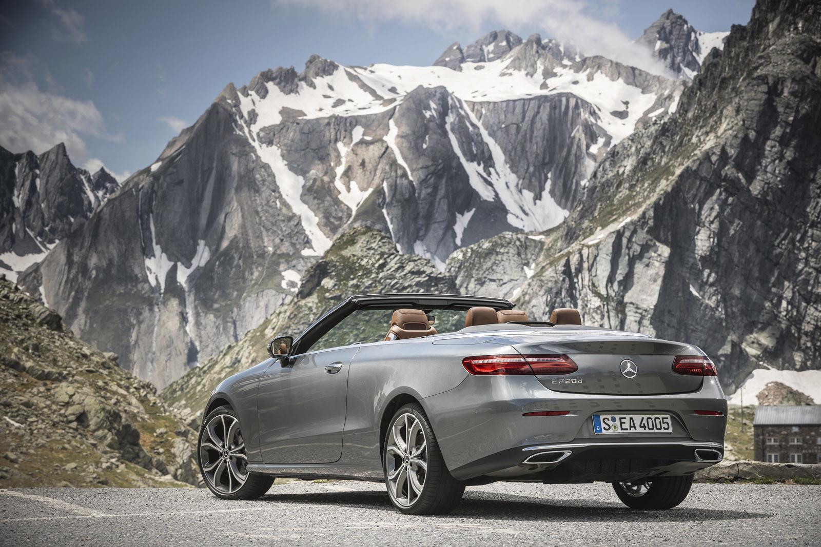 Foto de Mercedes-Benz Clase E Cabrio, toma de contacto (13/156)