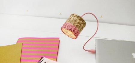 Hazlo tú mismo: tuneando la lámpara JANSJÖ de IKEA