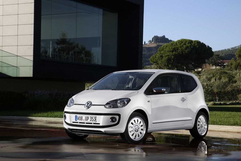 Foto de Volkswagen Up! (29/80)