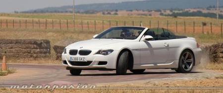 BMW M6 Cabrio, prueba (parte 1)