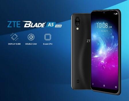 A ZTE le fueron robados smartphones V20 SMART y A5 2020 y está comenzando a bloquearlos en México: esto sucederá con los equipos