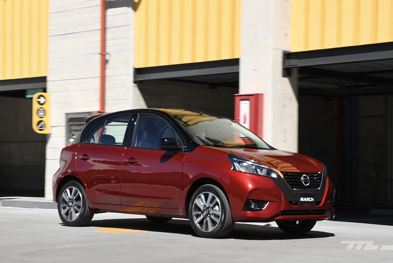 Foto de Nissan March 2021 (prueba) (21/34)