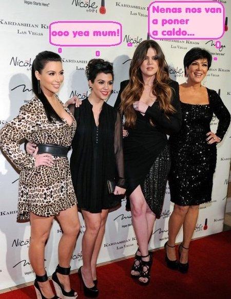 La ex nanny de las Kardashians abre el pico para hablar mal, ¡no!, lo siguiente...