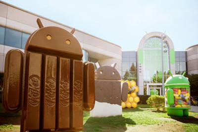 Android 4.4 continúa su aventura: ya disponible para Nexus 7 y Nexus 10