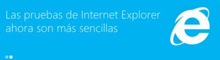 Presentamos el nuevo Espacio modern.IE: el desarrollo para Internet Explorer hecho fácil