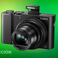 No te vayas de vacaciones sin una cámara compacta: esta Panasonic Lumix DMC-TZ101 cuesta ahora 100 euros menos en Amazon
