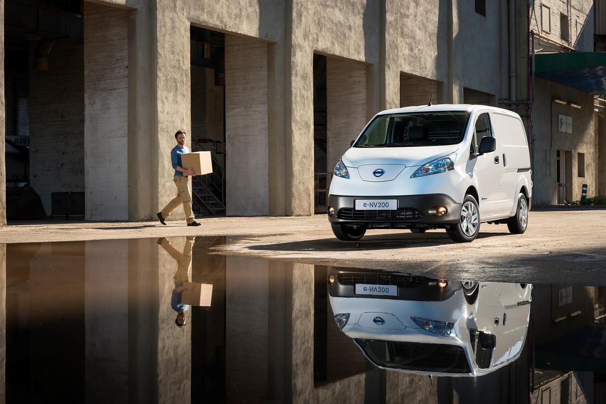 Foto de Nissan e-NV200 (28/44)