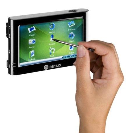 Memup M430 TR, MP3 con grabación de vídeo