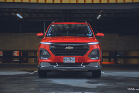 Chevrolet Captiva Prueba De Manejo Mexico Opiniones Resena Fotos 16
