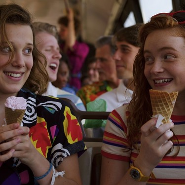 Eleven y Millie Bobby Brown se hacen adolescentes en el primer tráiler de la tercera temporada de 'Stranger Things' (actualizado)