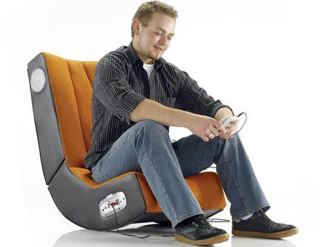 MUR-01, sillón musical