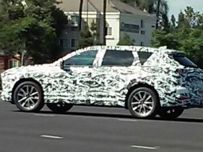 Nuevo Mazda CX-9 2017 ¡captado Infraganti!