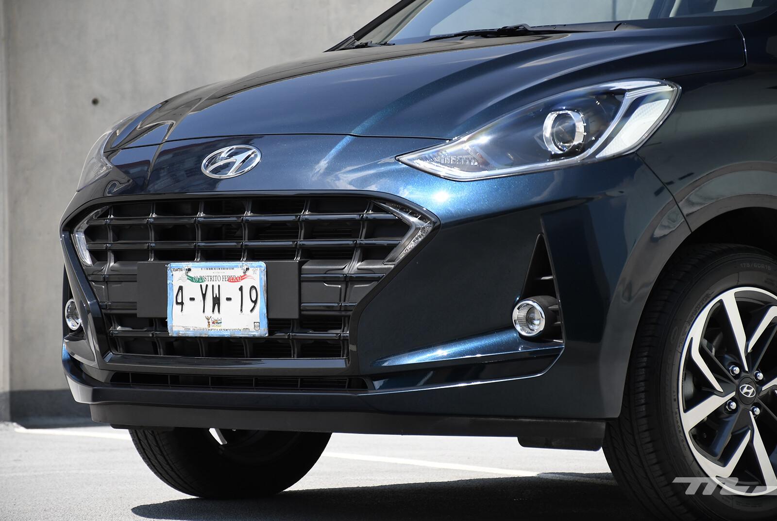 Foto de Hyundai Grand i10 2021 (prueba) (10/26)