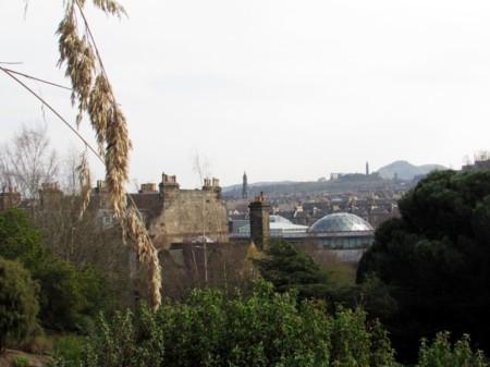 Botánico de Edimburgo