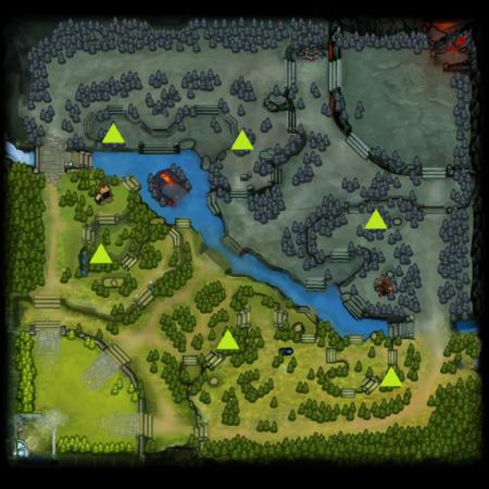 Campamentos Grandes