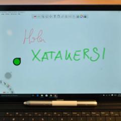 Foto 7 de 18 de la galería huawei-matebook-mwc en Xataka