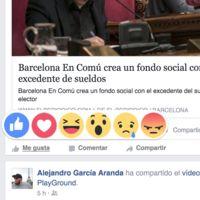 """La evolución del """"Me Gusta"""" ha funcionado: las reacciones de Facebook son ahora globales"""