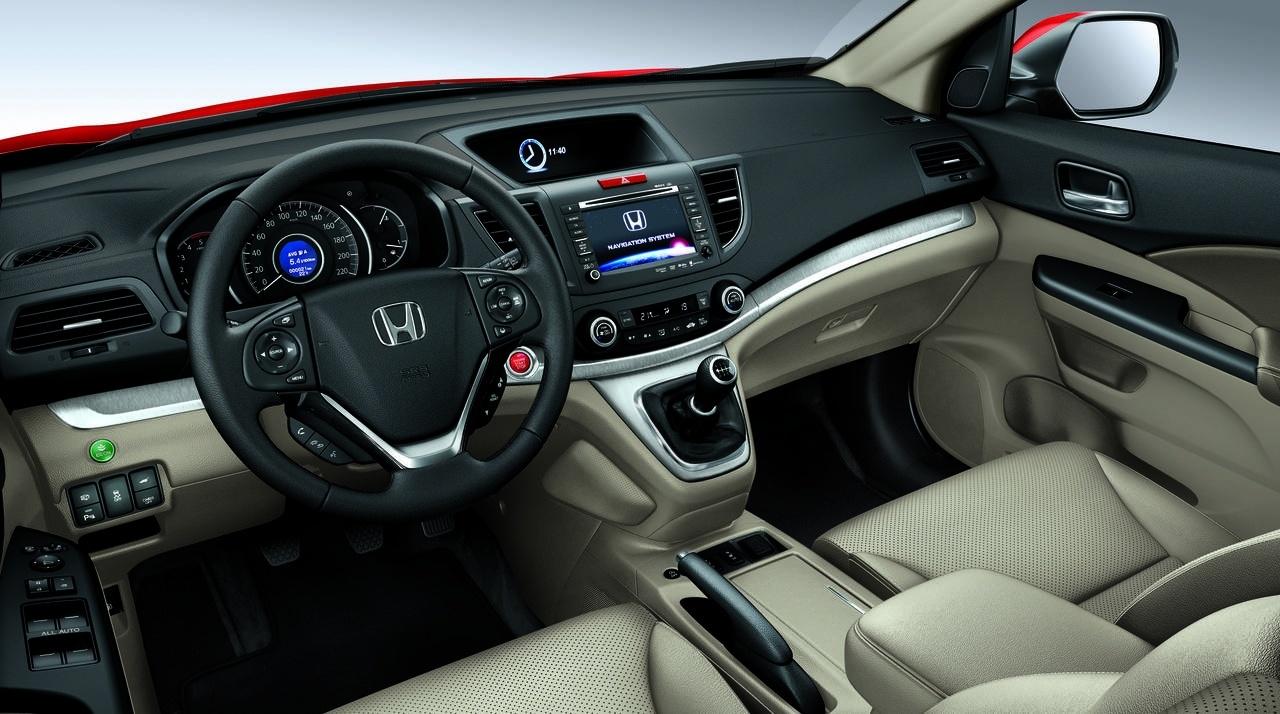 Foto de Honda CR-V 4ª generación (32/71)