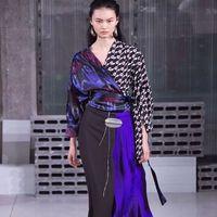 Clonados y pillados: Sfera se inspira en Marni para el maxi vestido favorito de la temporada