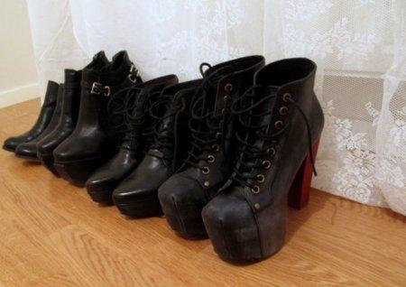 coleccion zapatos