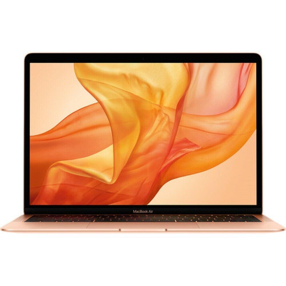 """Apple Macbook Air 2018 13""""8GB RAM 128GB SSD-ORO + Funda Española de Teclado"""