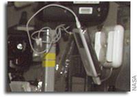 Un iPod en la Estación Espacial Internacional