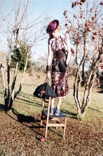 Foto de Más imágenes de la campaña de Marc Jacobs Primavera-Verano 2009 con Raquel Zimmerman (8/20)