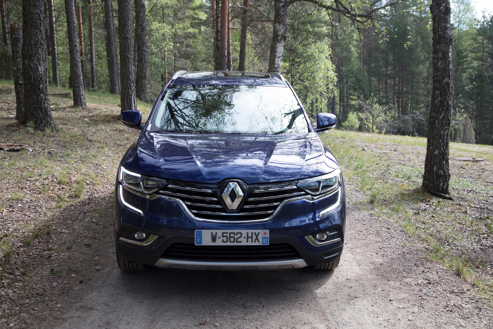 Foto de Renault Koleos 2017, toma de contacto (35/145)