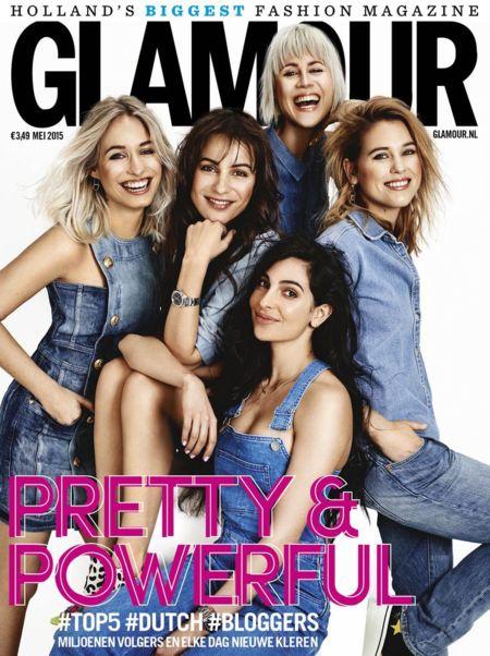 Este es el mes de las bloggers y sus portadas de revistas