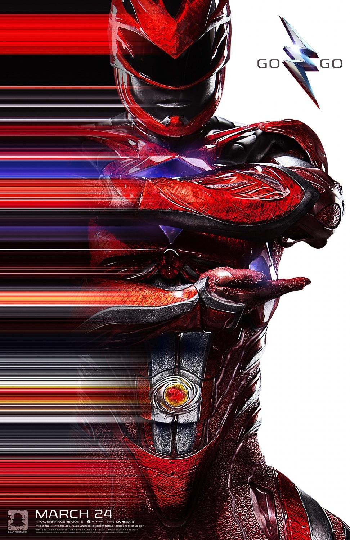 Foto de 'Power Rangers', carteles de los protagonistas del reboot (1/10)