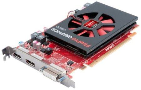 AMD FirePro V4900, la nueva GPU profesional básica de AMD