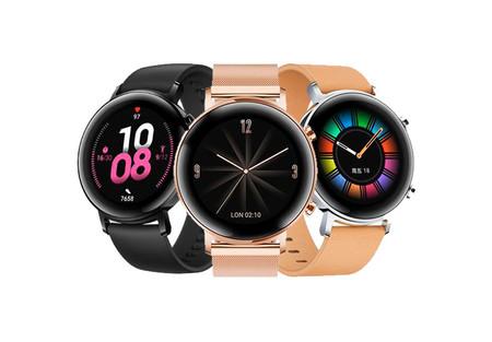"""Huawei Watch GT 2: la nueva versión del smartwatch con """"súper autonomía"""" viene con nuevo chip para batir récord propio"""