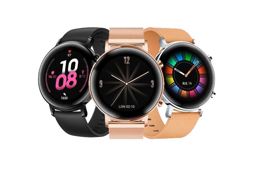 Nuevo Huawei Watch Gt Características Precio Y Ficha Técnica