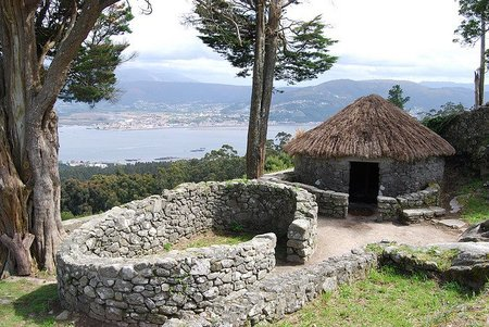 Santa Tegra Rias Baixas