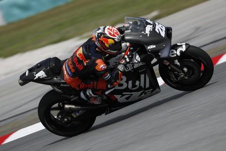 Dani Pedrosa manda en los primeros ensayos de MotoGP para probadores y novatos en Sepang