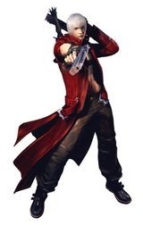 Dante, del Devil May Cry