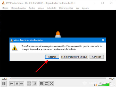 Cómo ver vídeos en Chromecast con VLC Media Player 3 0