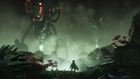 El primer gameplay de The Gunk muestra la misteriosa y alienígena propuesta de los creadores de SteamWorld Dig