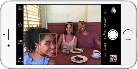 Iphone Facial Recognition